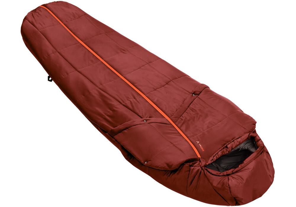 VAUDE Gamplüt 450 Syn Sleeping Bag cherrywood online ...